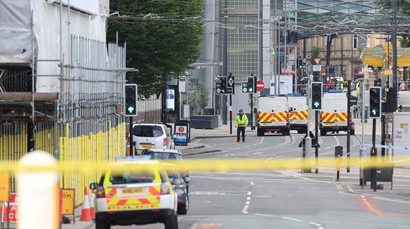 IS nimmt Anschlag in Manchester für sich in Anspruch