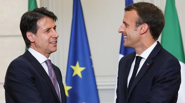 Italien für Neuanfang in der europäischen Flüchtlingspolitik - Ausland