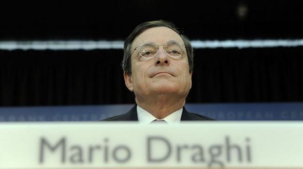 Anleger halten sich vor Draghi-Rede zurück — DAX-FLASH