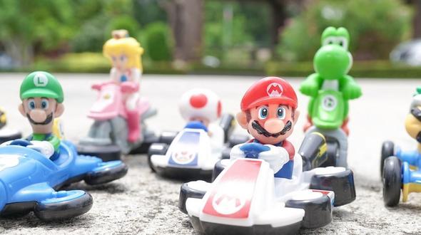 Super Mario soll im Herbst auch im Kino Prinzessinnen retten