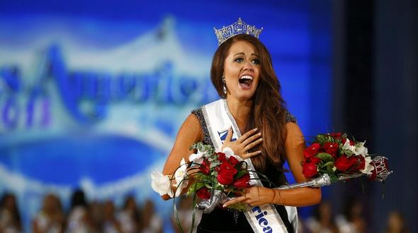 Miss Americas verbale Ohrfeige an Donald Trump