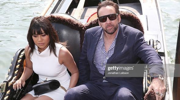 Nicolas Cage reicht nach vier Tagen die Scheidung ein