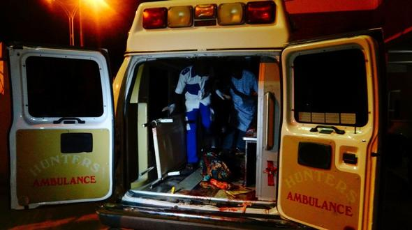 Viele Tote und Verletzte nach Anschlägen