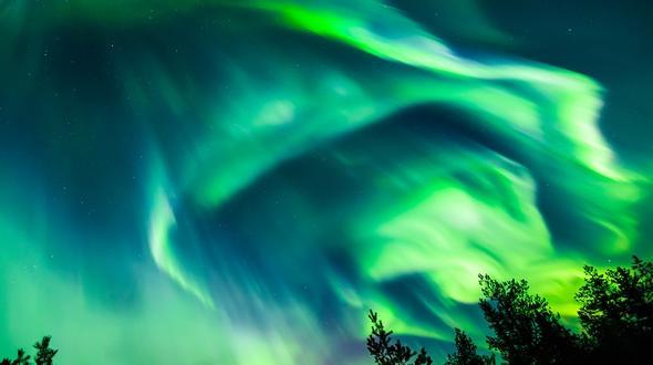 Sonnensturm: Sind Polarlichter bald in Deutschland zu sehen?