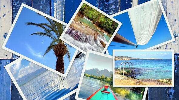 Europol sucht Verbrecher mit Urlaubspostkarten
