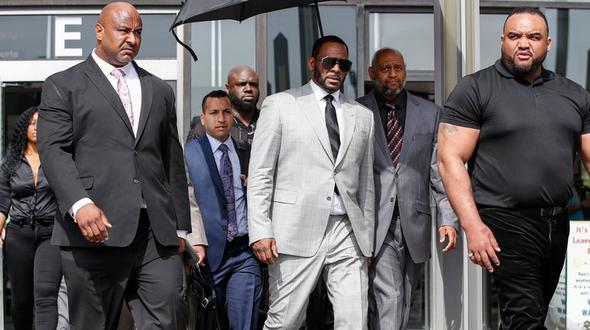 R. Kelly erneut in Haft
