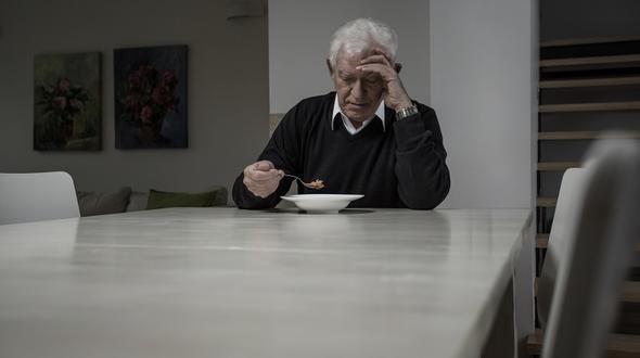 Weihnachten: Einsamer Pensionist sucht Gesellschaft
