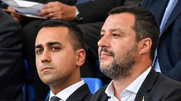 Regierung: Streit in Italiens Regierung - Startseite