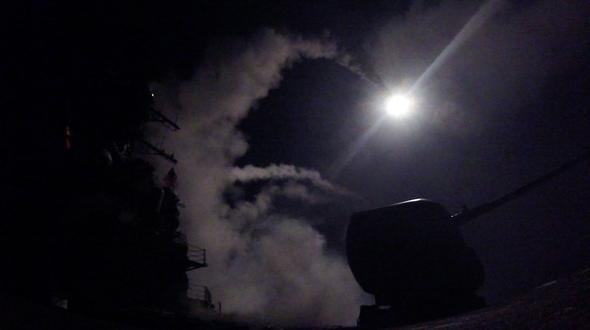 USA drohen Assad neue Angriffe an