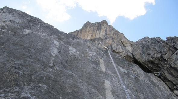 Klettersteig Tabaretta : Tabaretta klettersteig weißrusse in den tod gestürzt