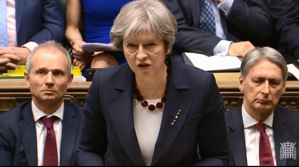 Großbritannien pocht auf Privilegien: May besteht auf Freihandelszone nach dem Brexit