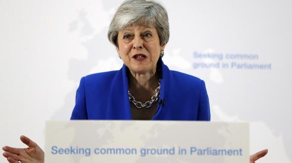 Medien: May will angeblich am Freitag ihren Rückzug bekannt geben