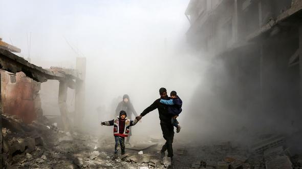 Tote bei US-Luftangriffen in Syrien