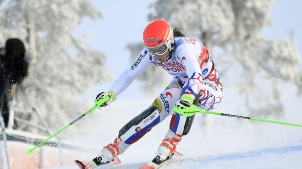 Dürr holt in Levi Olympia-Ticket im Slalom