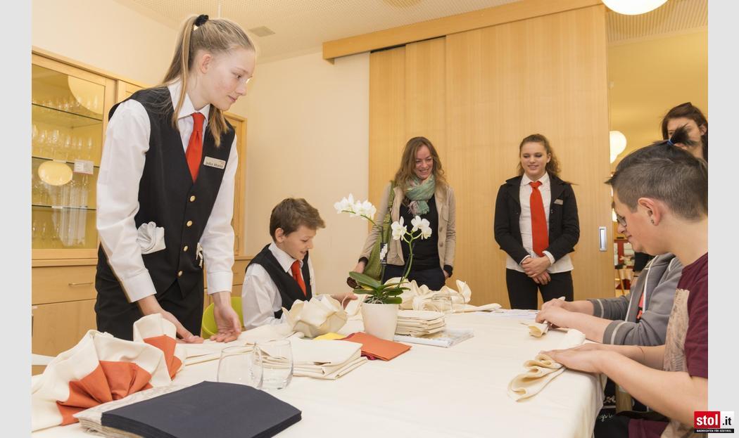 Bozen hotelfachschule gutenberg ffnete tore for Bozen boutique hotel