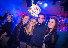 90 er Party in der Disco Fix in Laas