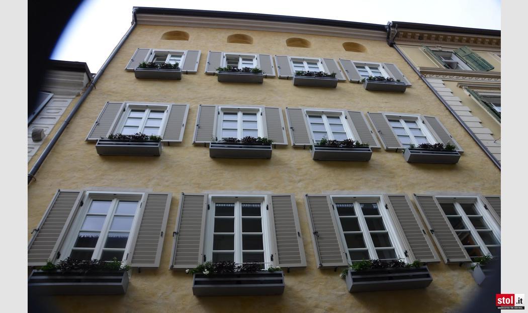 Stadthotel suiteseven in meran er ffnet for Bozen boutique hotel