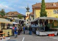 Martinimarkt in Girlan