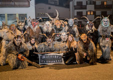 Krampusumzug in Bruneck