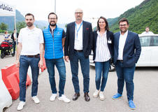 E-Drive Day: Erlebnistag im Safety Park