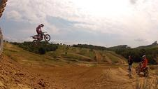 Motocross-Training in Ungarn - Daniel Stuffer